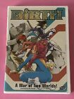 Birth A War of Two Worlds DVD BRAND NEW SEALED RARE ANIME OOP 2004