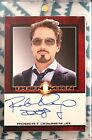 Iron Man Autographs Trading Card Guide 28