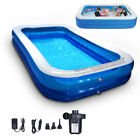 Children Adult Inflatable Pool Family Swimming Pool Outdoor Above Ground Pool