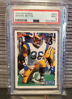 Jerome Bettis Cards, Rookie Cards and Autographed Memorabilia Guide 7