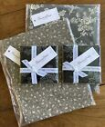 Boundless High Society NEW Fabric Cotton Craftsy Lot NEW Black Floral Charm BTY