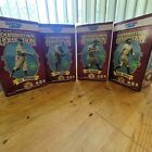 1996 STARTING LINEUP COOPERSTOWN COLLECTION 4/5 FIGURES IN BOX NEVER USED