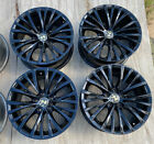 BMW OEM E89 Z4 Z3 Roadster Staggered 18 Inch Staggered 293 Wheels Gloss Black