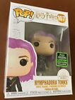 Funko Pop Harry Potter #107 Nymphadora Tonks 2020 ECCC Shared Exclusive LE
