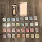 Lot of 32 TIM HOLTZ Ranger Distress Oxide Ink Stamps  Stamp Cleaners