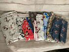 Med Priority Box of Cotton Quilting Fabric Minnie mickey Theme sewing