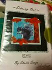 Dining Out Squirrel 205 x 205 Wallhanging Quilt Kit  Pattern Shania Sunga