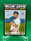 2020 Topps Heritage High Number Baseball Cards 54