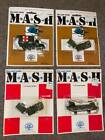 Brand New Lot of 4 Zee Toys US ARMY MASH 1975 Diecast Vehicles 1 67 Scale