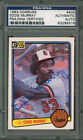 Eddie Murray Cards, Rookie Cards and Autographed Memorabilia Guide 39