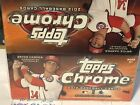 2012 Topps Chrome MLB Factory Sealed Box 24-4 Card Packs in this Box