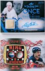 2020-21 Leaf In the Game Used Hockey Cards 13