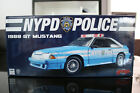 GMP 1 18 1988 Mustang GT NYPD 1 of 600 Never Displayed See Factory Issues