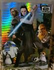 2021 Topps Chrome Star Wars Galaxy Trading Cards 31