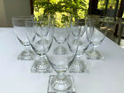 CYNTHIA by WILLIAM YEOWARD Crystal Set of 8 Red White Wine Glasses
