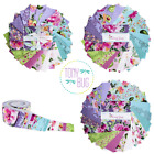 Riley Blake Lucy June Fabric Fat Quarter Bundle Layer Cake Charm Pack Jelly Roll