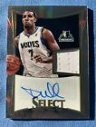 Derrick Williams Signs with Panini 16