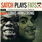 Louis Armstrong And His All Stars  Satch Plays Fats A Tribute To The Immortal