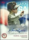 2016 Topps US Olympic and Paralympic Team Hopefuls Trading Cards 9