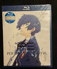 Persona3 The Movie 1 Spring Of Birth Japan Blu Ray O75 ANSX 11105 New US Seller