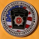 Just Released RETIRED Soldier the Law Pennsylvania State Police Challenge Coin