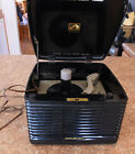 Vintage RCA Victor 45 rpm Tube Record Player Model 6 EY 2