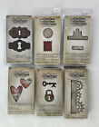 Sizzix Movers  Shapers Tim Holtz Bundle of 6 Dies