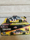 Ron Hornaday Dual Signed w Harvick Longhorn Truck 1 24 Diecast Rare