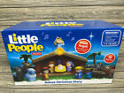 FISHER PRICE LITTLE PEOPLE NATIVITY 12 FIGURE SET DELUXE CHRISTMAS STORY NEW
