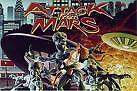 ATTACK FROM MARS COMPLETE PINBALL LED KIT