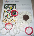 1977 Allied Leisure Getaway Pinball Machine Rubber Ring Kit