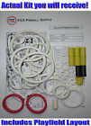 1988 Williams Cyclone Pinball Machine Rubber Ring Kit