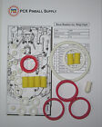 1989 Gottlieb/Premier Bone Busters Inc. Rubber Ring Kit - aka BoneBusters Inc