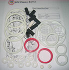 1990 Williams Diner Pinball Rubber Ring Kit