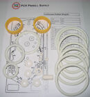 1978 Stern Lectronamo Pinball Machine Rubber Ring Kit
