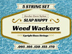 ~NEW 5 STRING Upright Double Bass WEEDWACKER STRINGS