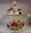 VILLEROY & BOCH SUMMER DAY SOUP TUREEN WITH LID MINT