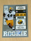 2010 Playoff Contenders James Starks autograph Packers