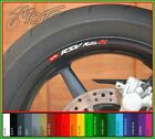 APRILIA RSV mille R WHEEL RIM DECALS - MANY COLOURS