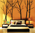 """Wall Decor Decal Sticker vinyl large tree trunk forest DC0251 94""""H"""