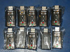 New Lot Of 10 External 71 ch USB 20 Audio Sound Card