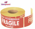 Fragile Package Packaging Self-Adhesive Postage Mail Pack Labels Label Planet®