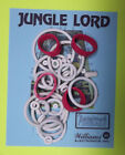 ★ 1981 Williams Jungle Lord pinball rubber ring kit