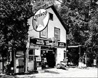 Texaco Gas Station #6 Photo 8X10 - Coke Machine 1975