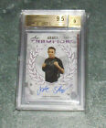 2010 TOPPS UFC LEAF MMA CHAMPIONS JAKE SHIELDS PURPLE AUTO 25 GRADED BGS 9.5 GM