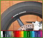 8x SUZUKI GS500E Wheel Rim Stickers Decals - colour choice - gs500 500e gs 500 e