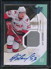 JEFF SKINNER 2005-06 UD SPX RC JERSEY 510 799 AUTOGRAPH AUTO