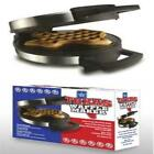 The Texas Waffle Maker Belgian  Nonstick Dining Bar New And Fast Shipping
