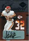 05 Leaf MARCUS ALLEN Limited Threads Jersey Numbers Patch Autograph 4 32