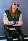 Axl Rose Guns N' Roses signed 8x10 photo Appetite of Destruction G N' R Use Your
